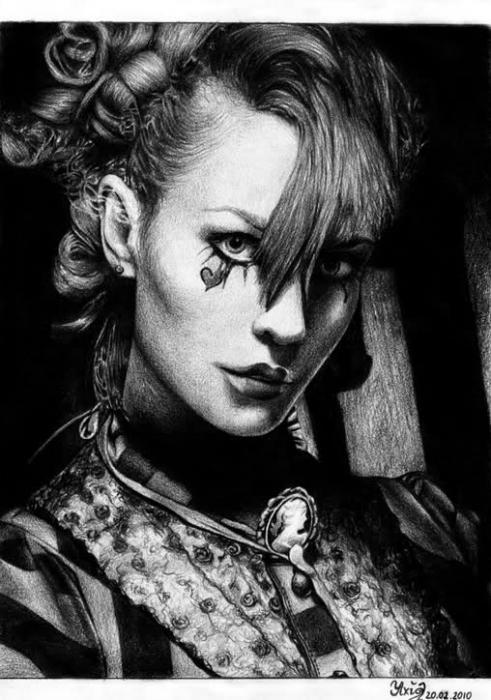 Emilie Autumn par Ylxia